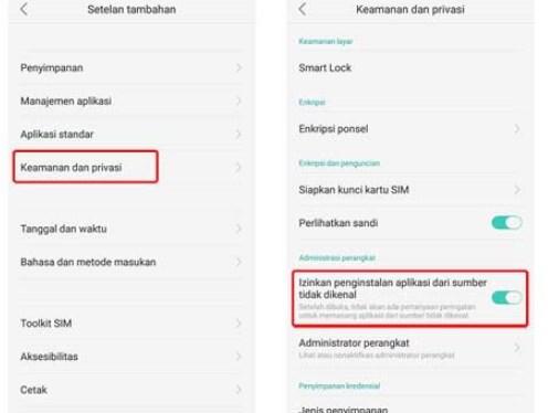 Cara Instal Whatsapp Aero